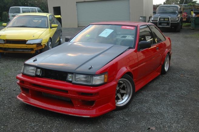 AE86 Turbo Levin