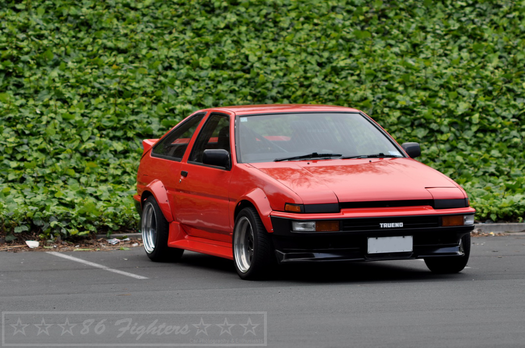 20 Valves Itbs 1985 Toyota Corolla Gt S in addition Hachi Go additionally Thread NZ AE85 Soon To Be BEAMS Powered moreover Ae86 Kouki Levin besides Dmax Type 3 Silvia S13 Kit Replica. on ae86 kouki bumper